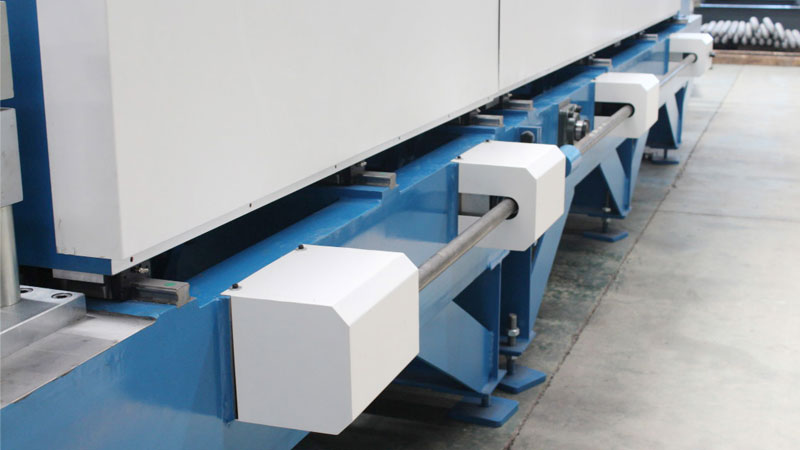 Shelf Panel Roll Forming Machine