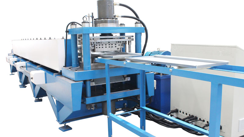 Box Profile Roll Forming Machine