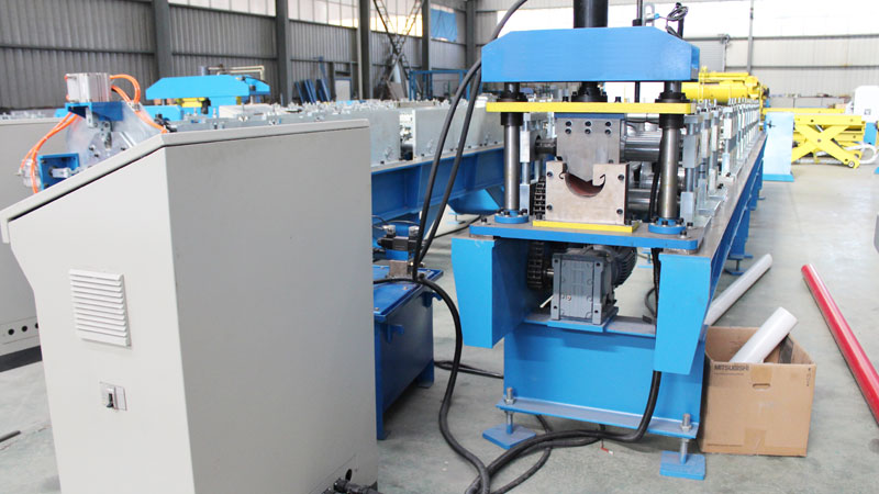 Gutter Roll Forming Machine For Sale